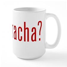 got sriracha? Mugs