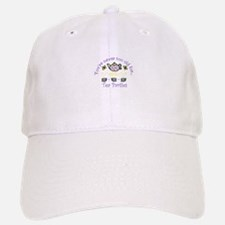 Youre never too old for Tea Parties Baseball Baseball Baseball Cap