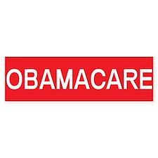 stop obamacare Bumper Bumper Sticker