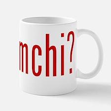 got kimchi? Mugs