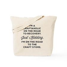 Unique Crafters Tote Bag