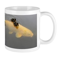 Hitching A Ride Mugs