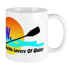 FLOW Kayak Club Mug
