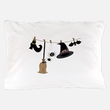 Witch Clothing Pillow Case