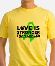 Love is Stronger - Canine Lymphoma T