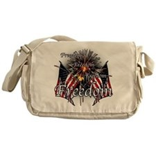 Freedom fireworks Messenger Bag
