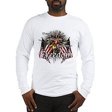 Freedom fireworks Long Sleeve T-Shirt