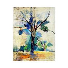 Cezanne - Trees Twin Duvet
