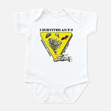 Kansas Tornado Infant Bodysuit