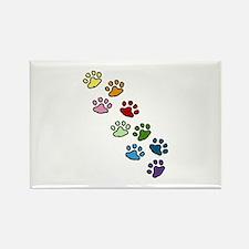 Paw Prints Magnets