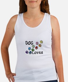 Dog Lover Tank Top