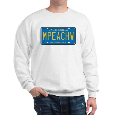 California MPEACHW Sweatshirt