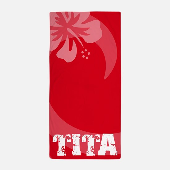 Tita Beach Towel