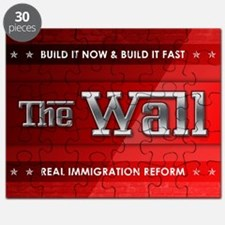 Build The Wall Puzzle