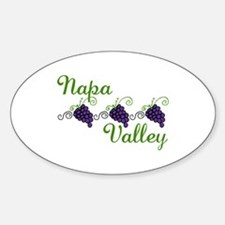 Napa Valley Decal