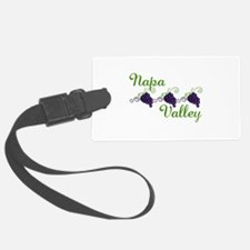 Napa Valley Luggage Tag