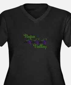 Napa Valley Plus Size T-Shirt
