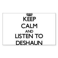 Keep Calm and Listen to Deshaun Decal