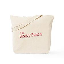 Retro Brady Bunch Logo Tote Bag