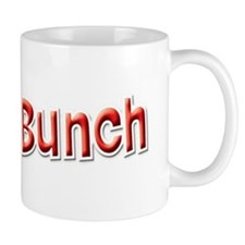 Retro Brady Bunch Logo Mug