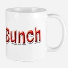 Retro Brady Bunch Logo Mug