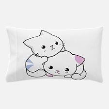 Kitty love Pillow Case
