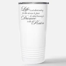 Dancing in the Rain Travel Mug
