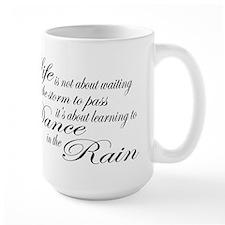 Dancing in the Rain Mugs