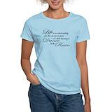 Dance in the rain Women's Light T-Shirt