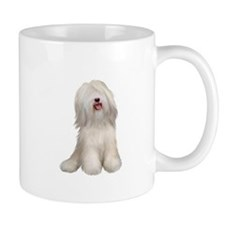 Tibetan Terrier (W) Small Mugs