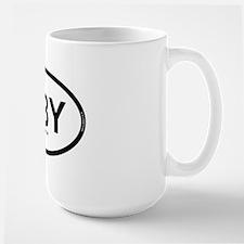 MBY - Mayberry NC Large Mug