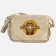 Corpus Meum Messenger Bag