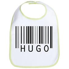 Hugo Barcode Baby Bib