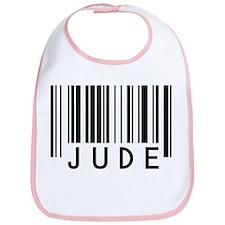 Jude Barcode Baby Bib