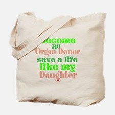 Personalize , Save A Life Tote Bag