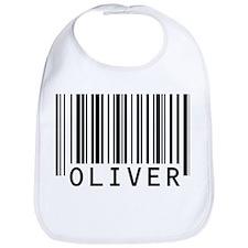 Oliver Barcode Baby Bib
