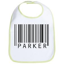 Parker Barcode Baby Bib