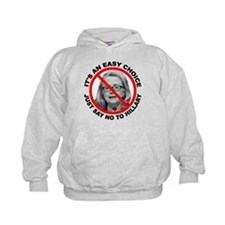 Say No to Hillary Clinton Hoodie