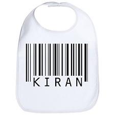 Kiran Barcode Baby Bib