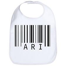 Ari Barcode Baby Bib