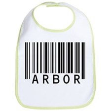 Arbor Barcode Baby Bib