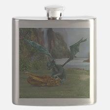 Dragon Hatchlings Flask