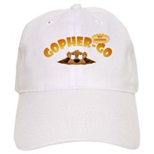 Gopher-Go Baseball Baseball Cap