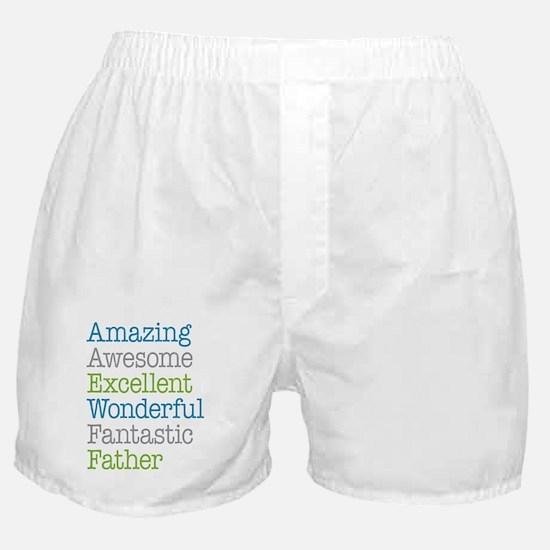 Amazing Fantastic Boxer Shorts