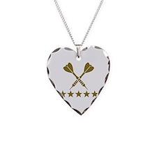 Darts stars Necklace