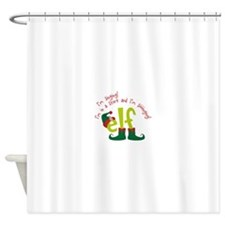 Im Singing Shower Curtain