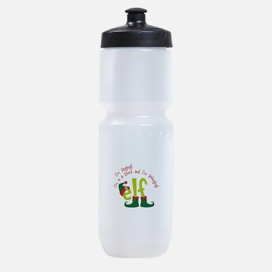 Im Singing Sports Bottle