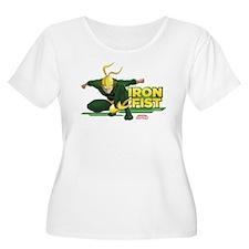 Marvel Iron F T-Shirt