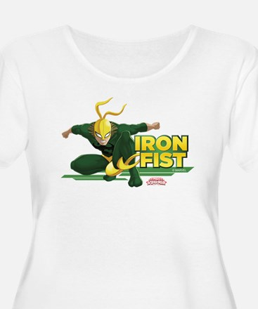 Marvel Iron F T-Shirt