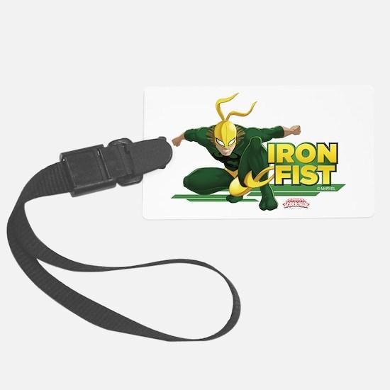 Marvel Iron Fist Luggage Tag